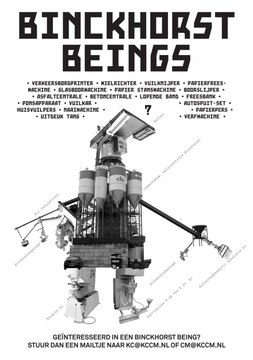 Binckhorst Beings Flyer